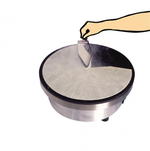 Распределитель теста для блинов своими руками